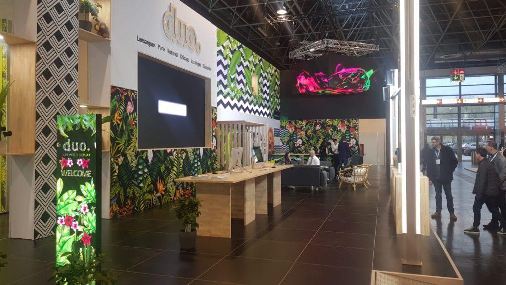 Interior Design Services - Exhibition